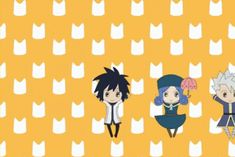 Discover & share this Fairytail GIF with everyone you know. GIPHY is how you search, share, discover, and create GIFs. Stickers Online, Vocaloid, Fairy Tail, Animated Gif, Chibi, Pikachu, Anime, Animation, Manga
