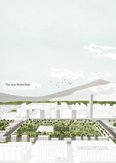 Gallery of Tirana 2030: Watch How Nature and Urbanism Will Co-Exist in the Albanian Capital - 9
