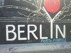 Berlin wall Berlino