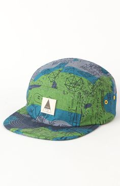 AMBIG  Motorhead 5 Panel Hat