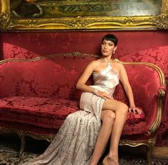 Hadid News @HadidNews  May 24  More   May 24: Bella at Bulgari's Goldea Roman Night event in Rome.