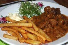 Healthy Slow Cooker, Healthy Crockpot Recipes, Slow Cooker Recipes, Beef Recipes, Recipies, Belgium Food, Good Food, Yummy Food, Food Inspiration