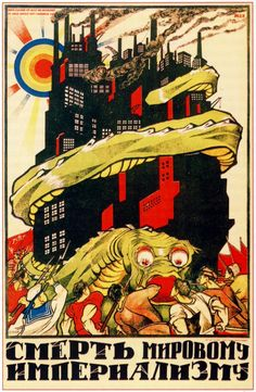 """A history of Soviet propaganda, war and otherwise. Friends, I'll be busy for a while. (""""The beginning of Soviet propaganda - first posters appeared during Russian Civil War in Soviet Art, Soviet Union, Vintage Ads, Vintage Posters, Industrial Artwork, Russian Constructivism, Ww2 Propaganda, Retro Poster, Political Posters"""