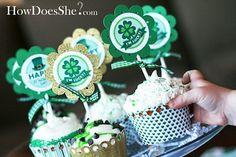 20 FREE St. Patrick's Day printables!