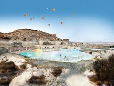 Cappadocia architectural projects, please visit our page to view project details and photos. Parametric Architecture, Classical Architecture, Ecology Design, Geothermal Energy, Underground Cities, Walking Paths, Early Christian, Cappadocia, Design Strategy