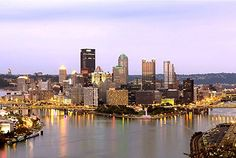 Pittsburgh PA - Born and raised. Steeler Nation lives!!!