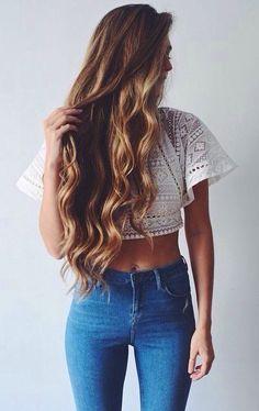 ❥Pinterest    VirginiasSecret Wavy Hair Problems 71d795f5069