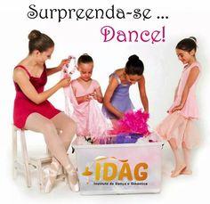 #dance Instituto de Dança e Ginástica IDAG #IDAG #dançaGuarapuava #SusanaFavaro #Balé