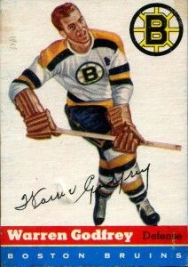 Highlights, stats and hockey card info for Warren Godfrey. Rocky played in the National Hockey League with the Boston Bruins and Detroit Red Wings. Nhl Red Wings, Detroit Red Wings, Nhl Games, Hockey Games, American Hockey League, Pro Hockey, Stanley Cup Playoffs, Two's Company, National Hockey League