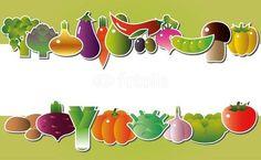 banner vegetables