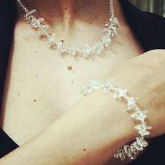 Handmade cristal jewellery