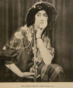 Vita Sackville-West (1892 - 1962)