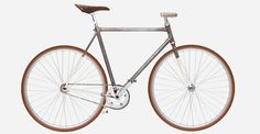 Italia Veloce : Hand-Made Bicycle with Patented Arrow Handlebar