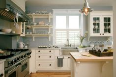 Cuisine style champêtre moderne Page 4 - Décormag