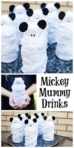 Mickey Mummy Drink: Magic at Home