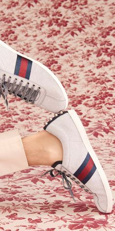 7b0590d07fda92 Gucci Official Site – Redefining modern luxury fashion. Gucci SneakersGucci  ...