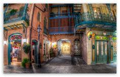 Pirates of the Caribbean Attraction Disneyland HD desktop wallpaper : Widescreen : High Definition : Mobile