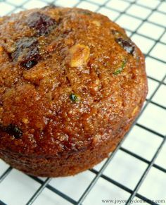 """Recipe from: joyouslydomestic Image Credit: Angela Morning Glory Muffins """" If you've never made Morning Glory Muffins, you're in. Zucchini Muffins, Muffins Blueberry, Healthy Muffins, Raisin Bran Muffins, Banana Oatmeal Muffins, Healthy Muffin Recipes, Cranberry Muffins, Breakfast And Brunch, Breakfast Muffins"""