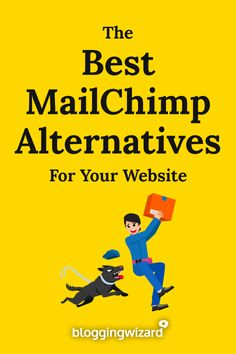 Looking for the best MailChimp alternatives to boost your email marketing efforts? We've got you covered. Click to learn more. #MailChimp #EmailMarketing #MarketingTools #EmailMarketingSoftware #BloggingTips Small Business Entrepreneurship, Small Business Marketing, Online Business, Email Marketing Software, Marketing Automation, Make More Money, Blogging, Alternative, Group