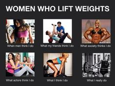 Girls Who Lift CrossFit Funny Fitness Gym Humour Gym Memes Crossfit Motivation, Crossfit Humor, Gym Humour, Fit Girl Motivation, Crossfit Baby, Exercise Humor, Lifting Motivation, Motivation Quotes, Women Who Lift