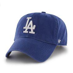 a64642b38ea76 MLB Los Angeles Dodgers Clean Up Adjustable Cap