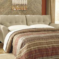Benchcraft Laryn 84'' Tufted Sleeper Sofa