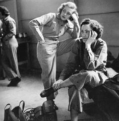 women of WW2. Tough times called for tough women!