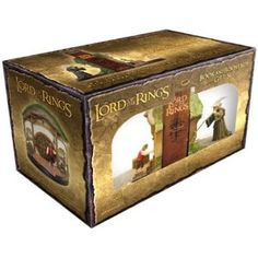 The Lord of the Rings Book and Bookend Gift Set