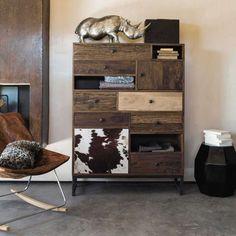 5 elementi essenziali per arredare in stile Etnico - Homidoo stile etnico, arredare casa, arredo casa, soggiorno etnico, mobile etnico, mobile in legno