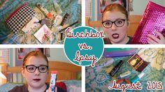 Birchbox vs  Ipsy   August 2015