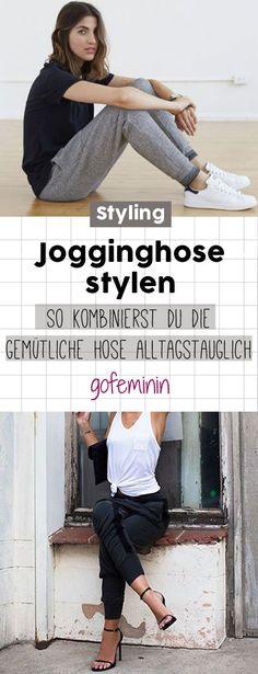 Das sind die besten Styling-Tipps für die bequemste Hose der Welt!