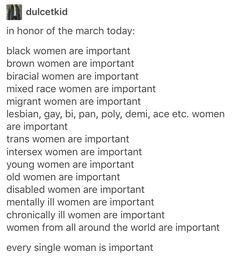 Women's March on Washington jewish women are important