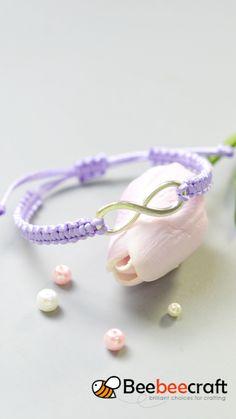 Diy Friendship Bracelets Tutorial, Diy Bracelets Easy, Bracelet Tutorial, Friendship Bracelet Patterns, Handmade Bracelets, Braided Bracelets, Leather Bracelets, Handmade Wire Jewelry, Diy Crafts Jewelry