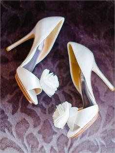 #weddingshoes #whiteshoes #whiteheels @weddingchicks
