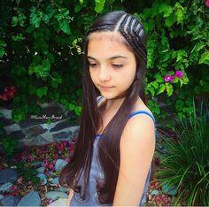 Cornrows, Braids, Edgy Hair, Hair Looks, Her Hair, Hair And Nails, Girl Hairstyles, Love Her, Hair Cuts