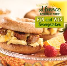 Al fresco Apple Maple Chicken Sausage Sliders - Start your day with this healthy & delicious, apple maple sausage and egg slider with shredded cheese and a hint of jelly. Sausage Breakfast, Breakfast Time, Breakfast Recipes, Breakfast Sandwiches, Breakfast Ideas, Chicken Breakfast, Camping Breakfast, Breakfast Dishes, Brunch Recipes