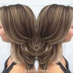 50 Ideas for Light Brown Hair with Highlights and Lowlights ash brown hair with thin highlights by bertha Brown Hair Cuts, Brown Hair Looks, Brown Hair Shades, Light Blonde Hair, Brown Blonde Hair, Light Brown Hair, Ash Hair, Dark Brown, Brown Hair With Highlights And Lowlights