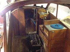 Tiedemann (?) kryssare till ett bra pris! (eller är det en Iversen?) - Swedish Classic Boats