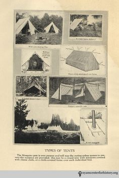Early 20th Century Camping Guides.    'Trail craft; an aid in getting the greatest good out of vacation trips' by Claude Powell Fordyce (1922)
