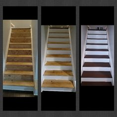 Redo Stairs On Pinterest Ripping Up Carpet And