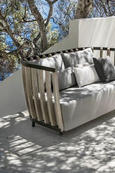 SWING Gartenschaukel by Ethimo Design Patrick Norguet