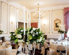 Ringwood Hall Hotel, Chesterfield, Derbyshire - Weddings Gallery
