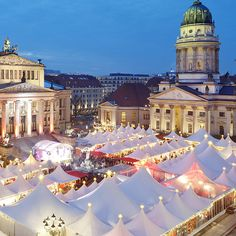 Spending the holiday season in Germany? Here are Berlin's three best Christmas markets to visit, where you can eat, drink and shop your way into the New Year.