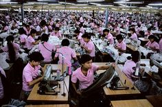 Seamstresses, Burma by Steve McCurry