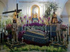 MOLFETTA: esposizione 5 misteri-chiesa S. Stefano