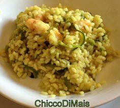 Riso con gamberi e verdure ricetta orientale il chicco di mais http://blog.giallozafferano.it/ilchiccodimais/riso-con-gamberi-e-verdure-ricetta-orientale/