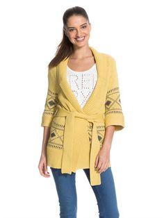 YGG0Coast Road Sweater by Roxy - FRT1