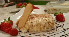 """Tres leches con lady fingers Ingredientes: 1lb queso crema 1 tz heavy cream ½ tz azúcar 1 cdta extracto de almendras 20 galletas ladyfingers 1/4 tz leche condensada 1/4 tz leche evaporada 1/4 tz leche de coco 1 cdta canela Procedimiento: Batir la heavy cream hasta crear la consistencia de crema batida """"whip cream"""". En … … Sigue leyendo →"""