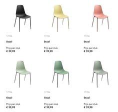 Stoelen sostrene grene €39.98 Lisbon, Dining Chairs, Inspiration, Furniture, Home Decor, Desk, Kitchens, Dinner Chairs, Homemade Home Decor