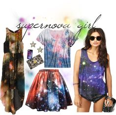 // History & High Heels: Supernova Girl